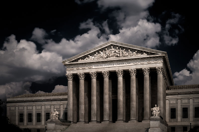 Supreme Court of the United States, Final Edit