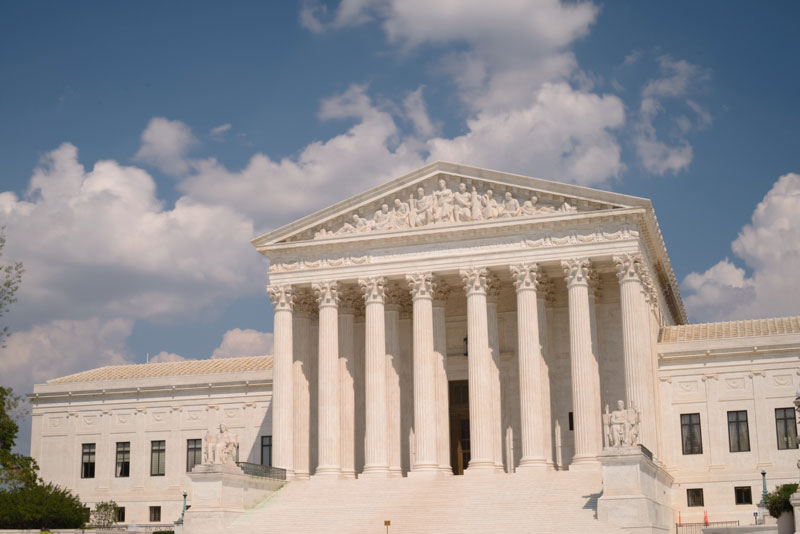 Supreme Court of the United States, Straight out of the Camera