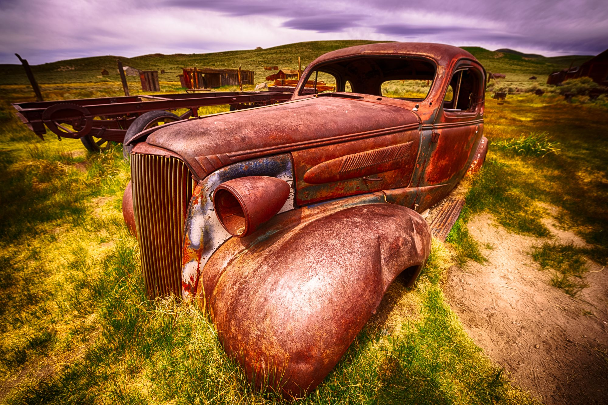 Bodie Rust
